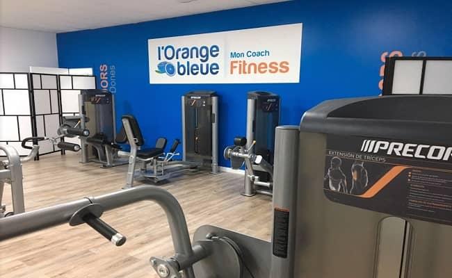 gimnasio orange bleue valencia