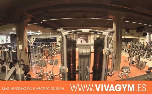 gimnasio vivagym valencia