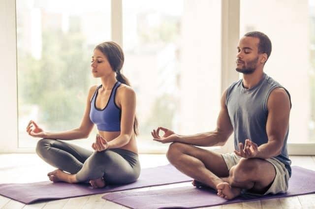 yoga en gimnasios valencia