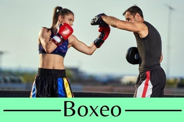boxeo en gimnasio valencia