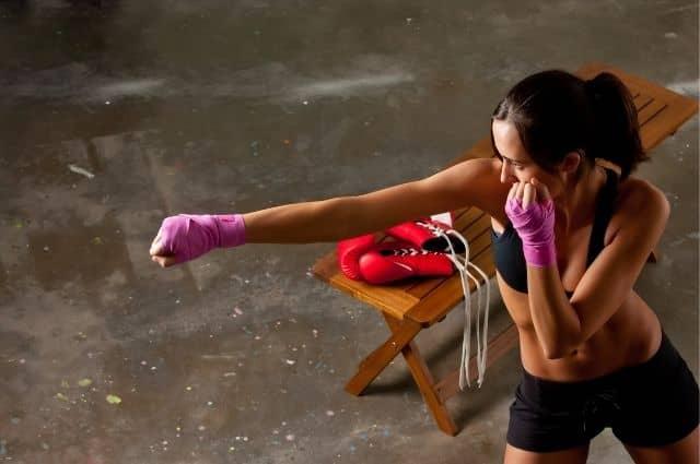 body combat en gimnasio valencia
