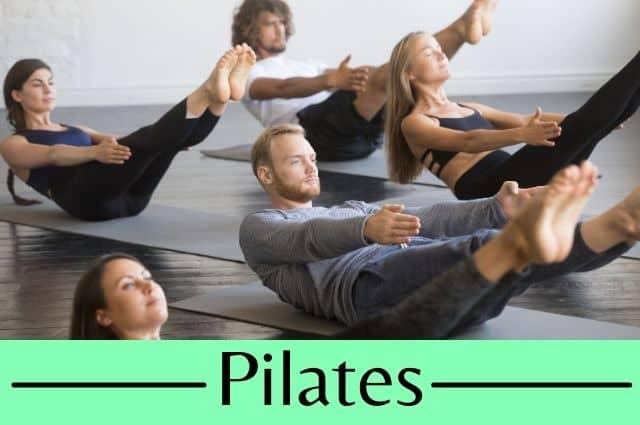 pilates gimnasio valencia